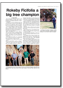 News Article : Warragul and Rouin Gazette