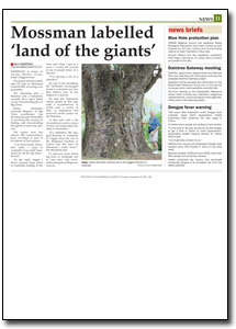 News Article : Port Douglas and Mossman Gazette