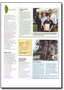 News Article : HMA Gardening Magazine