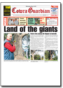 News Article : Cowra Guardian