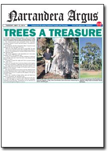 News Article : Narrandera Argus