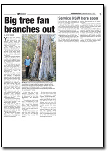 News Article : Goulburn Post