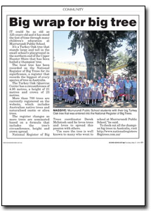 News Article : Scone Advocate