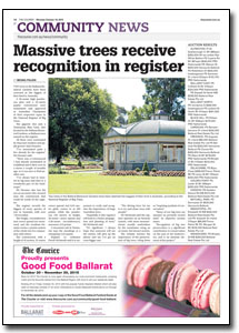 News Article : The Courier Ballarat